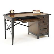 industrial age furniture. GS Furniture Industrial Age 52 In. Desk - Smokey Walnut G