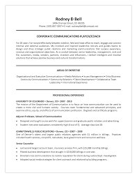 Cosy Public Relations Resume Format For Pr Resume Objective Sample