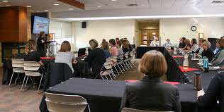 crown college hosts the twin cities area private college registrars roundtable