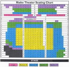 Rialto Theater Tacoma Seating Chart 26 Up To Date Rialto Theatre Montreal Seating Chart