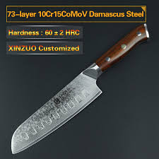 Damascus Chef Knife Custom Manufactured  EBayDamascus Steel Kitchen Knives