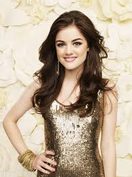 Aria Montgomery Byron and Ella s daughter Mike s sister Spencer.