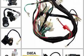 full wiring harness loom 150 200 250 300cc atv quad buggy electric full wiring harness loom 150 200 250 300cc atv quad buggy electric
