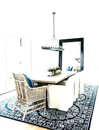 dining room rug ideas farmhouse style rugs dining room rug ideas lovely blue with top best navy kitchen dining table area rug ideas