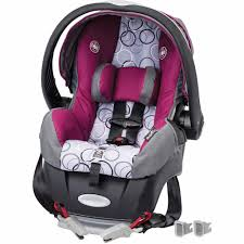 evenflo embrace select infant car seat w suresafe installation choose your pattern com