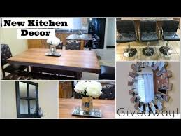 Small Picture Kitchen Tour New Home Decor GIVEAWAY YouTube