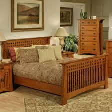 Bedroom All Wood Bedroom Furniture Sets Bedroom Intended For