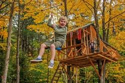 Models Kids Tree Houses With Zip Line House Lining Is A Completely Different Side And Design