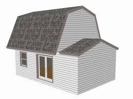 gambrel roof pole barn unique small gambrel house plans gebrichmond