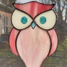 stained glass owl patterns free decorating ideas