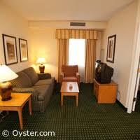 Superb ... The 2 Bedroom Suite At The Residence Inn Washington, DC / Capitol ...