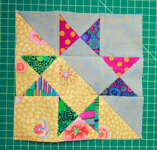 124 best Ohio Star Quilts images on Pinterest | Log houses, Blue ... & Bumble Beans Inc.: Split Ohio Star Quilt Block Tutorial Adamdwight.com