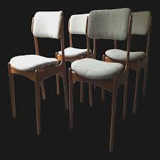 upholstered dining room chair lovely mid century od 49 teak dining inspiration of fabric dining room