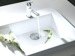 How To Unclog Kitchen Drain Bathroom Sink Naturally Amazing Garbage Clogged With