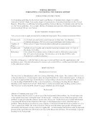 Engineering Technical Report Template Report Format Template Technical Report Format Stunning Engineering
