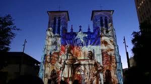 San Fernando Cathedral Light Show Times 2019 Laser Light Show San Fernando Cathedral 2016