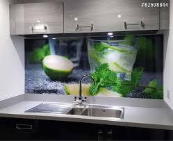 kitchen splashback mojito