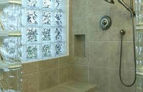 bathroom block windows shower shower with glass block window innovate building solutions bathroom windows in remodel