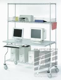 nexel mobile wire lan workstation