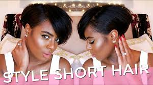Growing Out Hair Style growing out a pixie cut hair growth & current styling routine 5657 by stevesalt.us