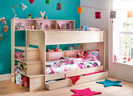 bunk bed with stairs for girls. Interior Nice Bunkbeds For Kids 26 Bunk Beds Bed With Stairs Girls