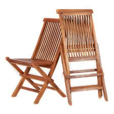 teak outdoor patio steamer chair and