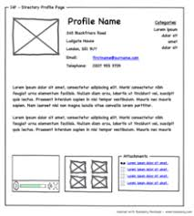 website wireframe wikipedia Wire Diagram For Website Wire Diagram For Website #4 wire diagram for website