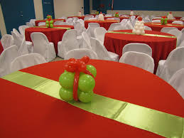 christmas banquet table centerpieces. Party People Event Decorating Company Christmas Banquet Table Centerpieces P