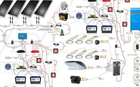 interactive diy solar wiring diagrams for campers van s rv s interactive diy solar wiring diagrams for campers van s rv s