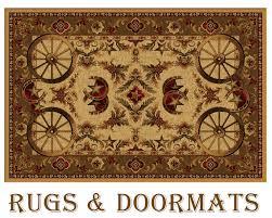 western rugs doormats