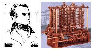 """История развития вычислительной техники Краткая историческая  3 Необходимость специального устройства памяти для хранения данных Бэббидж назвал его """"складом"""""""
