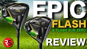 new callaway epic flash sub zero