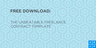 Download a simple freelance contract template to lay out the terms of your next freelance job. 8 Freelance Contract Essentials Plus A Free Template