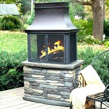 outdoor wood burning fireplace kits fresh and fireplaces stone bond