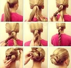 Hairstyle Easy Step By Step easy updos 10 cute and quick updos for every occasion 2371 by stevesalt.us