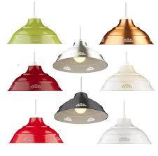 retro metal lampshade coolie ceiling lamp light shade