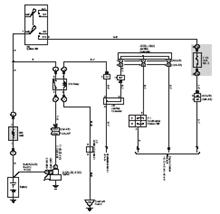 electrical wiring diagram toyota hilux efcaviation com 2003 gmc envoy wiring diagram at 2001 Toyota 4runner Wiring Diagram