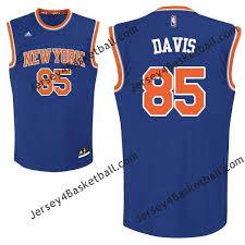 Shipping Davis Baron Jerseys 85 Twill Free Knicks