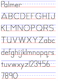 Stroke Charts Calligraphy Examples Of Handwriting Styles Draw Your World Draw