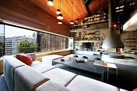 Modern Istanbul Bachelor Pad With Open Interior By Ofist
