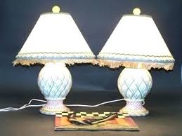 mackenzie childs lamp shade poppy shade chandelier