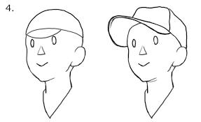 失敗例から学ぶ 帽子を描くときに気をつけたいこと いちあっぷ