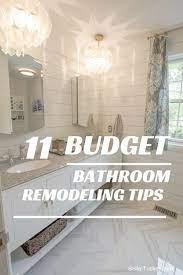 Bathroom Remodeling On A Budget Bella Tucker