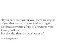 Unrequited Love Quotes Fascinating Writings By AN