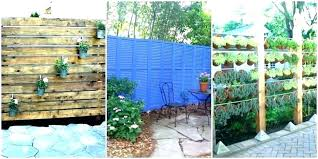 outdoor privacy ideas backyard dividers portable screen deck patio screens diy patio privacy panels
