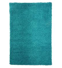 novo gy long pile in turquoise blue