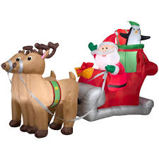 airblown christmas inflatables outdoor christmas decorations