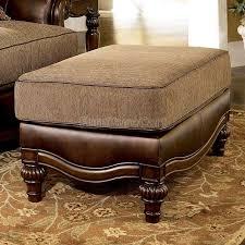 claremore antique living room set. Claremore - Antique Ottoman. Fabric OttomanSignature DesignLiving Room  SetsLiving Claremore Antique Living Room Set