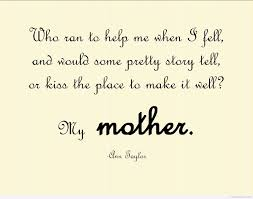 Quotes About A Mother's Love