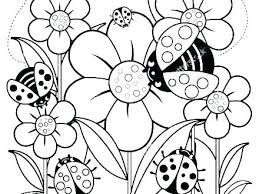 Spring Free Coloring Pages Iifmalumniorg